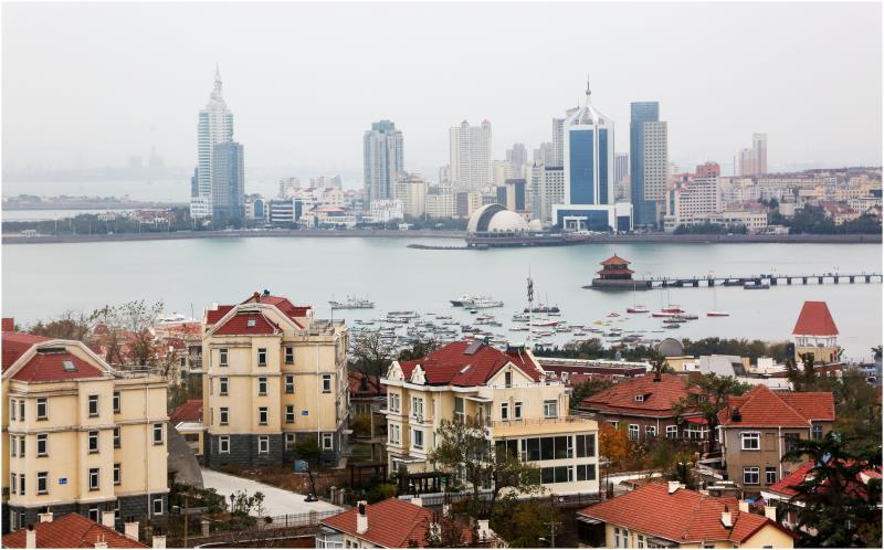 Shandong harbor