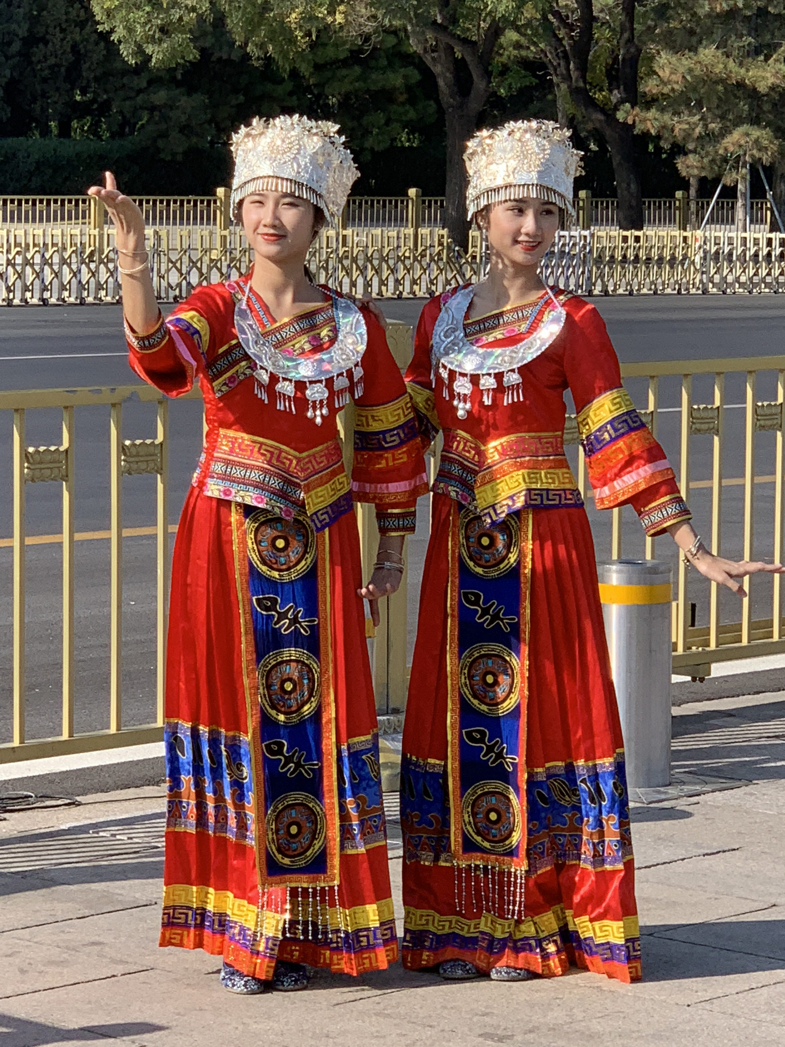 Shandong cultural dress